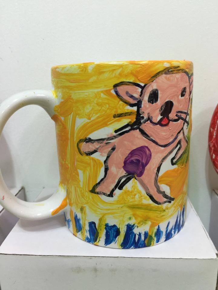 杭州-大象绘堂-亲子创意杯子绘画-周末去哪儿
