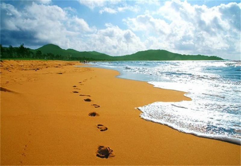 深圳-熊猫黄金沙滩篝火露营+虎洲岛穿越-周末去哪儿