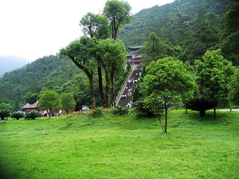 星级酒店 贺州温泉 姑婆山森林公园