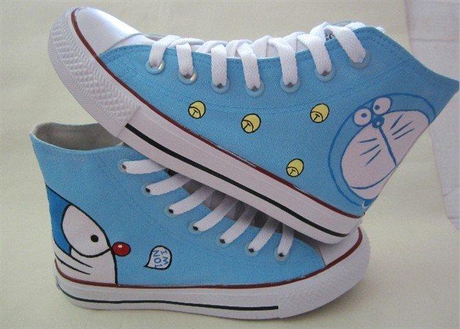 手画设计鞋子图片