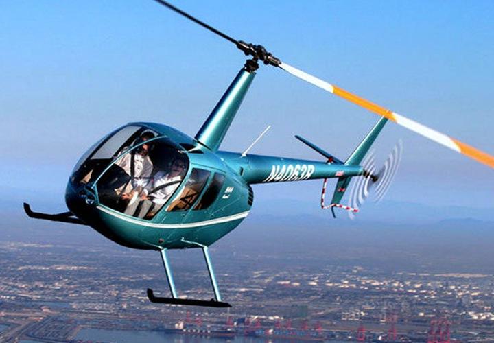 西安-西安直升机飞行体验